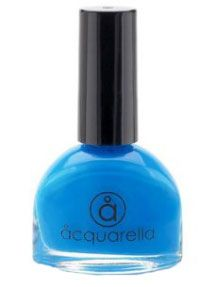 Acquarella <--low toxin nail polish to try