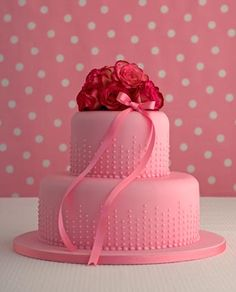 'Champagne Bubbles'  cake