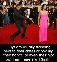 But then there's Will Smith.