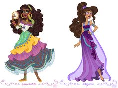 Lee Ann Dufour Design — Disney Princesses! Who's your favourite?