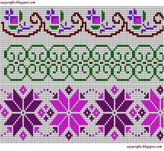 Thrilling Designing Your Own Cross Stitch Embroidery Patterns Ideas. Exhilarating Designing Your Own Cross Stitch Embroidery Patterns Ideas. Cross Stitch Sampler Patterns, Cross Stitch Borders, Crochet Borders, Cross Stitch Samplers, Cross Stitch Designs, Cross Stitching, Cross Stitch Embroidery, Embroidery Patterns, Cross Stitch Bookmarks