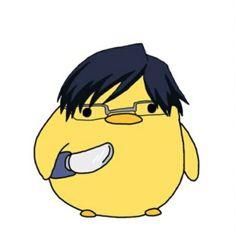 'Iida Tenya Knife Chick Meme' Sticker by emilybrigidd My Hero Academia Shouto, My Hero Academia Episodes, Hero Academia Characters, Gato Anime, Anime Chibi, Otaku Anime, Anime Guys, Walpapers Cute, Fan Art Anime