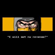 Mortal Kombat: Scorpion / Ninja Gaiden II:  #mortalkombat #ninjagaiden