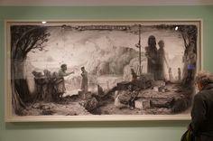 Conexiones 08. Ensayos para una gran obra. Por José Luis Serzo. Museo ABC Madrid. #arte #art #artecontemporáneo #contemporaryart #spanishartists #Arterecord 2014