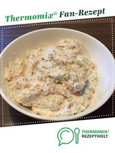 Lachscreme als Dip oder Brotaufstrich von Lexi1809. Ein Thermomix ® Rezept aus der Kategorie Saucen/Dips/Brotaufstriche auf www.rezeptwelt.de, der Thermomix ® Community.