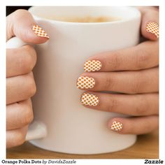 Orange Polka Dots Fingernail Art Available on many products! Hit the 'available on' tab near the product description to see them all! Thanks for looking!     @zazzle #art #polka #dots #shop #chic #modern #style #circle #round #fun #neat #cool #buy #sale #shopping #men #women #sweet #awesome #look #accent #fashion #clothes #apparel #earrings #headband #sunglasses #ties #belts #fingernail #black #white #color #blue #orange #green #yellow #purple #violet #lilac #aqua #light #dark #pink #red