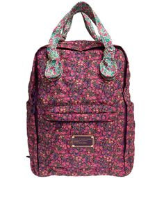 Marc by Marc Jacobs x Liberty Wiltshire Liberty Print Pretty Nylon Backpack.