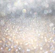 Kate Silver Bokeh Glitter Photography Backdrops by katehome2014