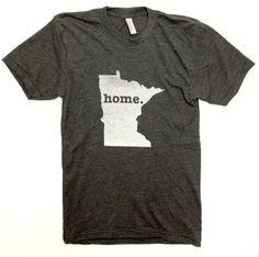 The Home. T - Minnesota Home T, $25.00 (http://www.thehomet.com/minnesota-home-t-shirt/)