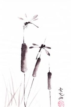Sumi Paintings For Sale- Tai Oi Yee's Chinese Ink Painting Gallery