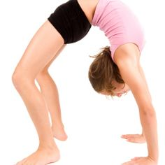 how to learn a backbend
