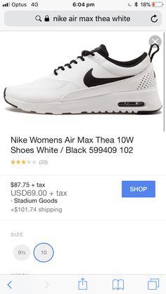 Adidas cloudfoam vantaggio la striscia di scarpe da donna, dimensioni: 9 bianco