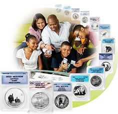 Silver Coin of the Month