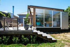 terrasse bois agrandissement
