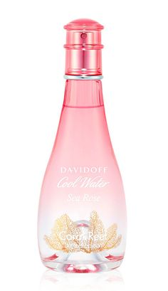 Cool Water Sea Rose Coral Reef Edition, Davidoff