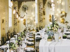 Ideas para decorar una boda de estilo industrial