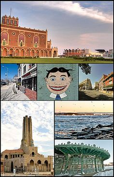 Asbury Park, NJ <3 ! Such a unique and and wonderful place
