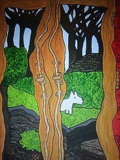 Art work by Dawn