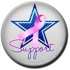 Cowboys Fans Support Breast Cancer Awareness
