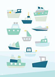 Accessoires kinderkamer babykamer strand zee maritiemMooie accessoires voor een kinderkamer of babykamer in thema strand zee maritiem. De accessoires van de Kleine Auto zijn op maat ook in andere kleur te bestellen.
