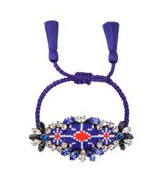 シュローク/Shourouk - Bora Cobalt Bracelet-BLUE(ブレスレット/bracelet) | RESTIR リステア