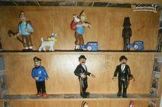 Estantería de madera para juguetes, enviada por Marisa