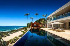 Home in Malibu by Burdge