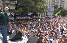 Capriles confirma presencia en diálogo