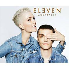 New #SlickHoldStylingPomade available this month! Hair: #JoeyScandizzo using #ELEVENAustralia