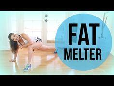 Flat Stomach Fat Melter – Videos – The Running Bug