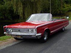 1966 Chrysler Newport Convertible