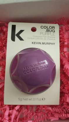 Traded Kevin Murphy Color Bug in Purple