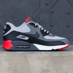 00e03e8d1590 Nike Air Max 90 Essential – Light Iron   Anthracite – Black