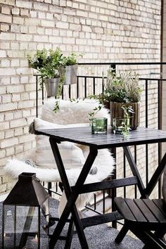 The Chriselle Factor | How to Turn Your Balcony into the Perfect Summer Escape