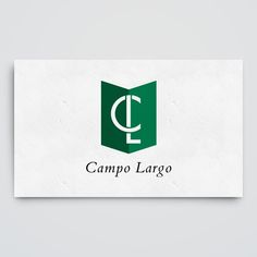 haru_Designさんの提案 - 建築設計事務所「Campo Largo」アルファベットCとLを組み合わせたロゴ作成 | クラウドソーシング「ランサーズ」