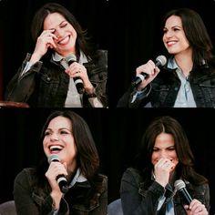 I love Lana's emotions. ❤