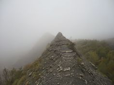 in mtb per i sentieri italiani: Il tour del monte Barigazzo