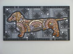dachshund by thenatureofmosaica.com, via Flickr