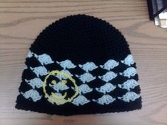 Shell Hat with Embroidery PATTERN ONLY by BexxieBDesigns on Etsy, $2.99 - Sherlock Inspiration