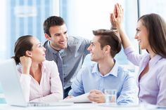 """Are You a Team Player? Purpose of the question: The job interview question, """"Are you a team player?"""" is often asked to check whether the interviewee is Office Colleague, Phone Interviews, Interview Questions And Answers, Loans For Bad Credit, Team Player, Best Relationship, Healthy Relationships, Simple Way, A Team"""