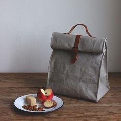 Uashmama Lunch Bag Grey | The Future Kept