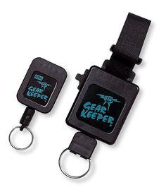 Gear Keeper Retractors