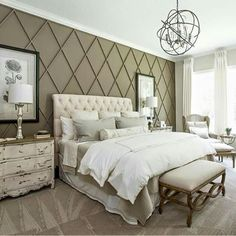 Master Bedroom.. Natural colors