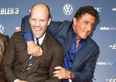 Sylvester Stallone Photos: 'The Expendables 3' Premieres in Cologne