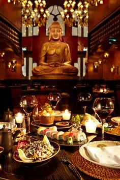 Buddha-Bar Budapest Restaurant www.buddhabarhotel.hu
