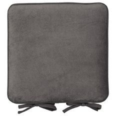 Affordable Inspirational Living - on trend, quality products to style your home. The Living & Co Chair Pad Memory Foam Grey x The Warehouse Chair Pads, Memory Foam, Home And Garden, Cushions, Grey, Warehouse, Inspiration, Throw Pillows, Gray