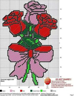 ROSE BOUQUET WALL HANGING by DAWNMARIE ABEL