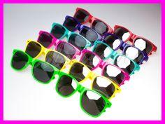 Okulary przeciwsłoneczne Wayfarer 36 kolorów