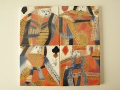 LAURA CARLIN [kings and Queens Tiles A]3