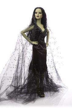 The Wizard of Oz The Wicked Witch of the West Tonner Doll by Donna Karan Atelier   Dolls & Bears, Dolls, By Brand, Company, Character   eBay!